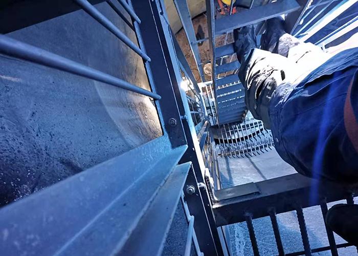 矿山井筒装备安装