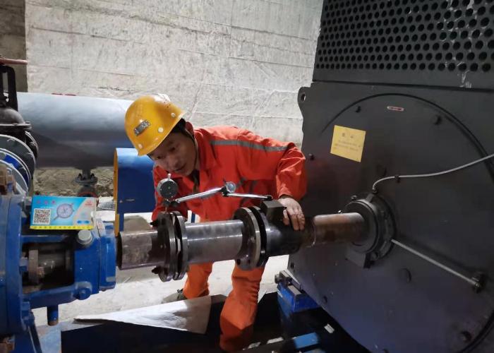 水泵安装施工