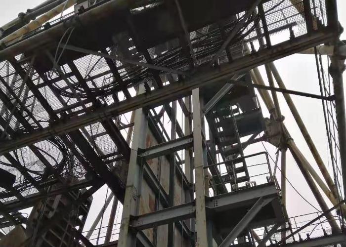 钢结构井架制作、安装
