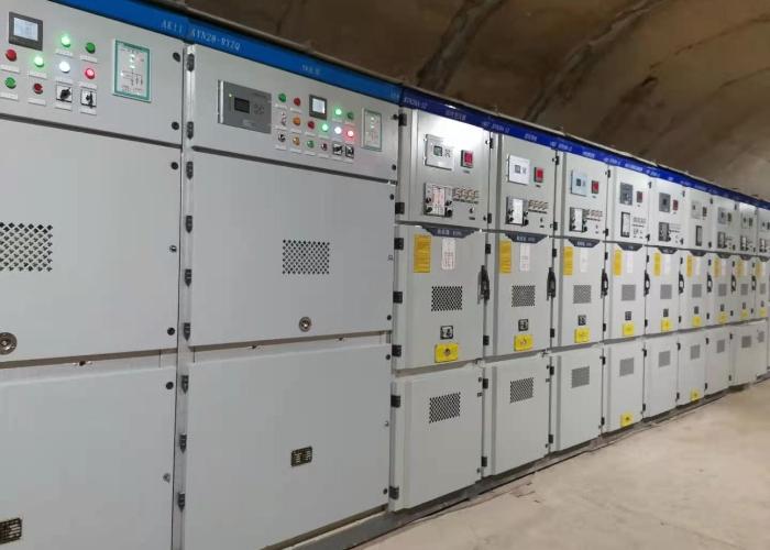 泵房配电系统安装