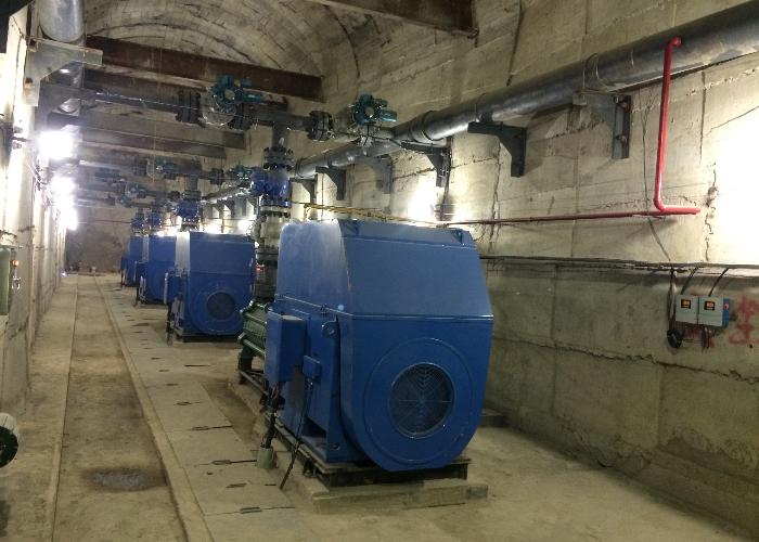 水泵及管道安装